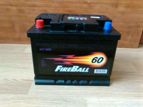 FIRE BALL 6СТ 60N