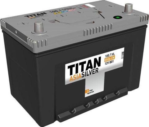 TITAN ASIASILVER 6СТ 100.1 VL B01