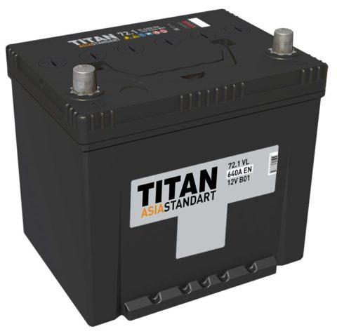 TITAN ASIA STANDART 6СТ 72.1 VL B01