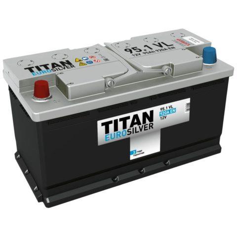 TITAN EUROSILVER 6СТ 95.1 VL