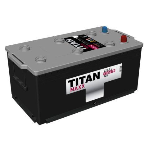 TITAN MAXX 6СТ 225.3 L