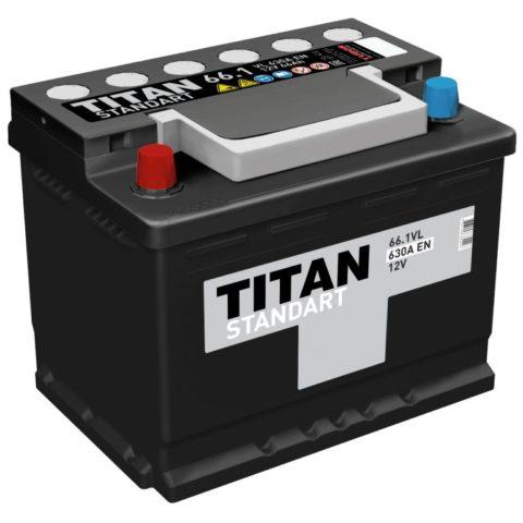 TITAN STANDART 6СТ 66.1 VL