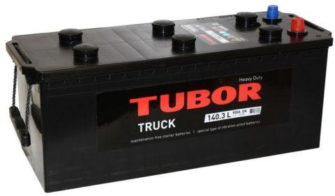 TUBOR TRUCK 6СТ 140.3 L