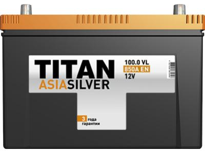 TITAN ASIASILVER 6СТ 100.0 VL B01