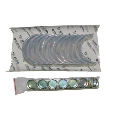 236-1000104-В2-Р6 Комплект вкладышей шатунных