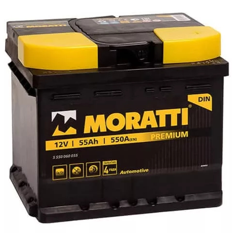 MORATTI 55 п.п.