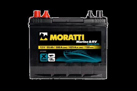 Moratti Marine 95Ah DC24MF