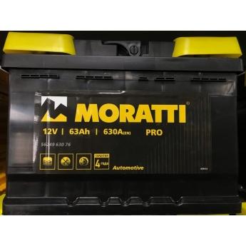 Moratti PRO 63а/ч о.п. (56249 630 76)