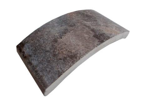 500-3501105 Тормозные накладки асбестовые