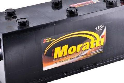MORATTI 135 п.п.